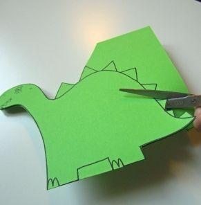 Carte D Invitation Anniversaire Dinosaure Enfants 2 12 Ans