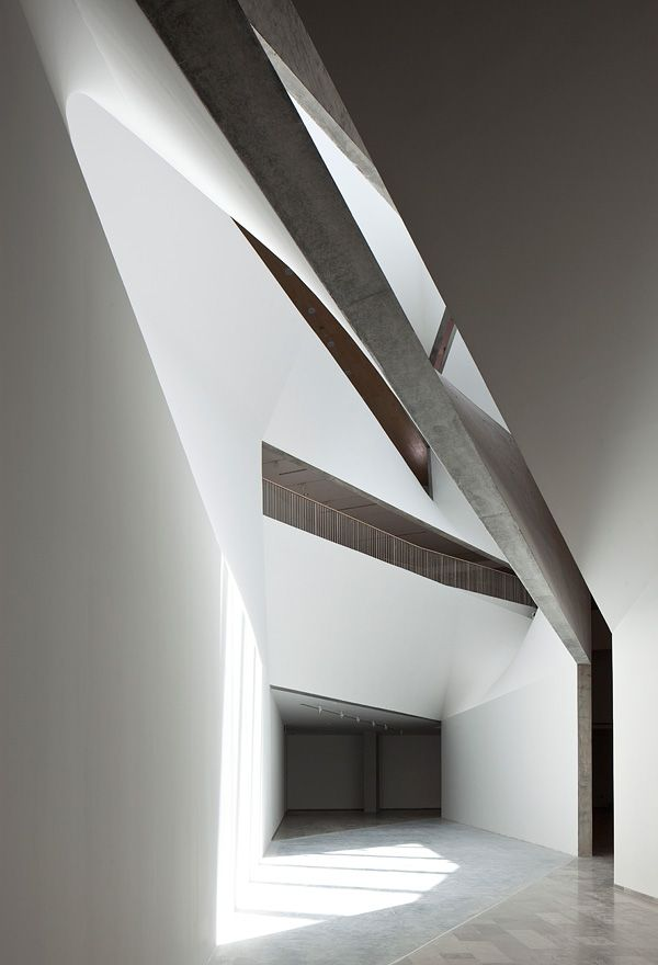 Interior design studium  Tel Aviv Museum of Art, Interior Design | eli | Pinterest | Tel ...