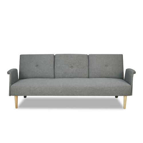 Schlafsofa Solok Leader Lifestyle Polsterfarbe Grau Sofa Upholstery Sofa Bed Wayfair Comfortable Sofa