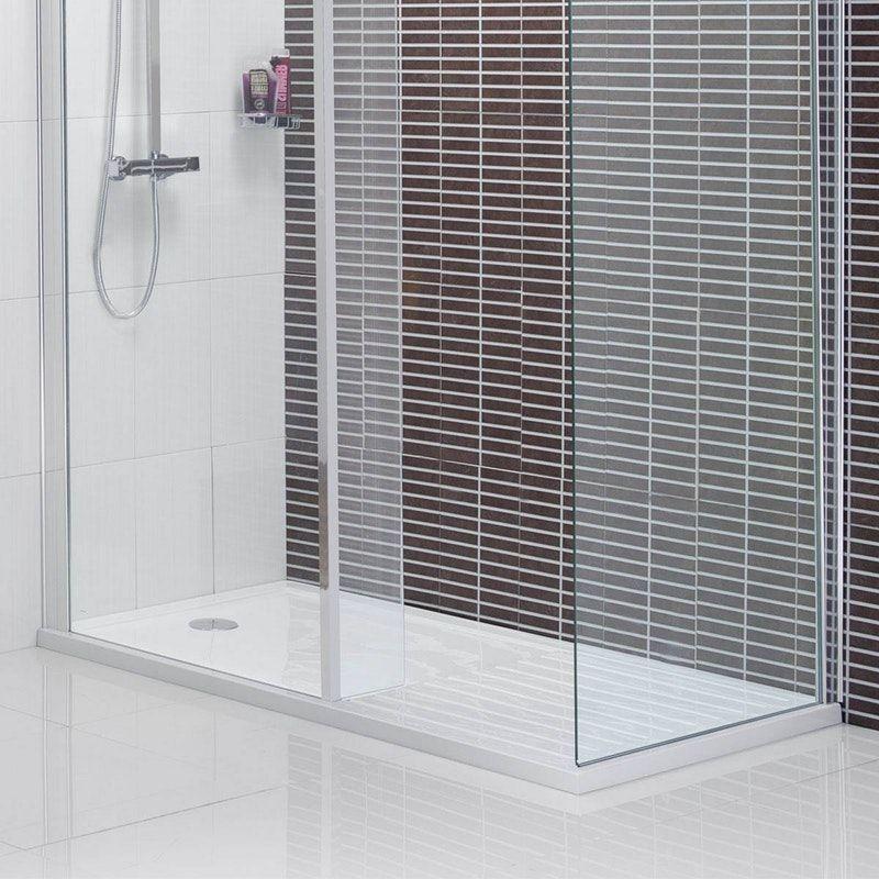 Mode Rectangular Walk In Shower Tray Modern Shower Tile Walk In