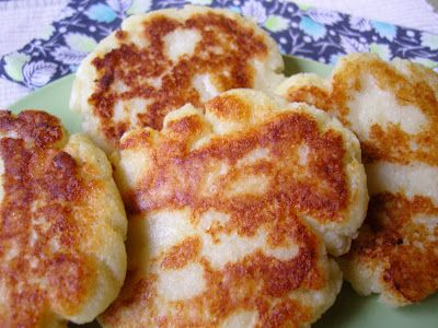Mennonite Girls Can Cook: Glums Koki.Cottage Cheese Cakes (like A Frittter)  _ I Remember My Mom Making These Often. I Loved Them Then And Still Do!