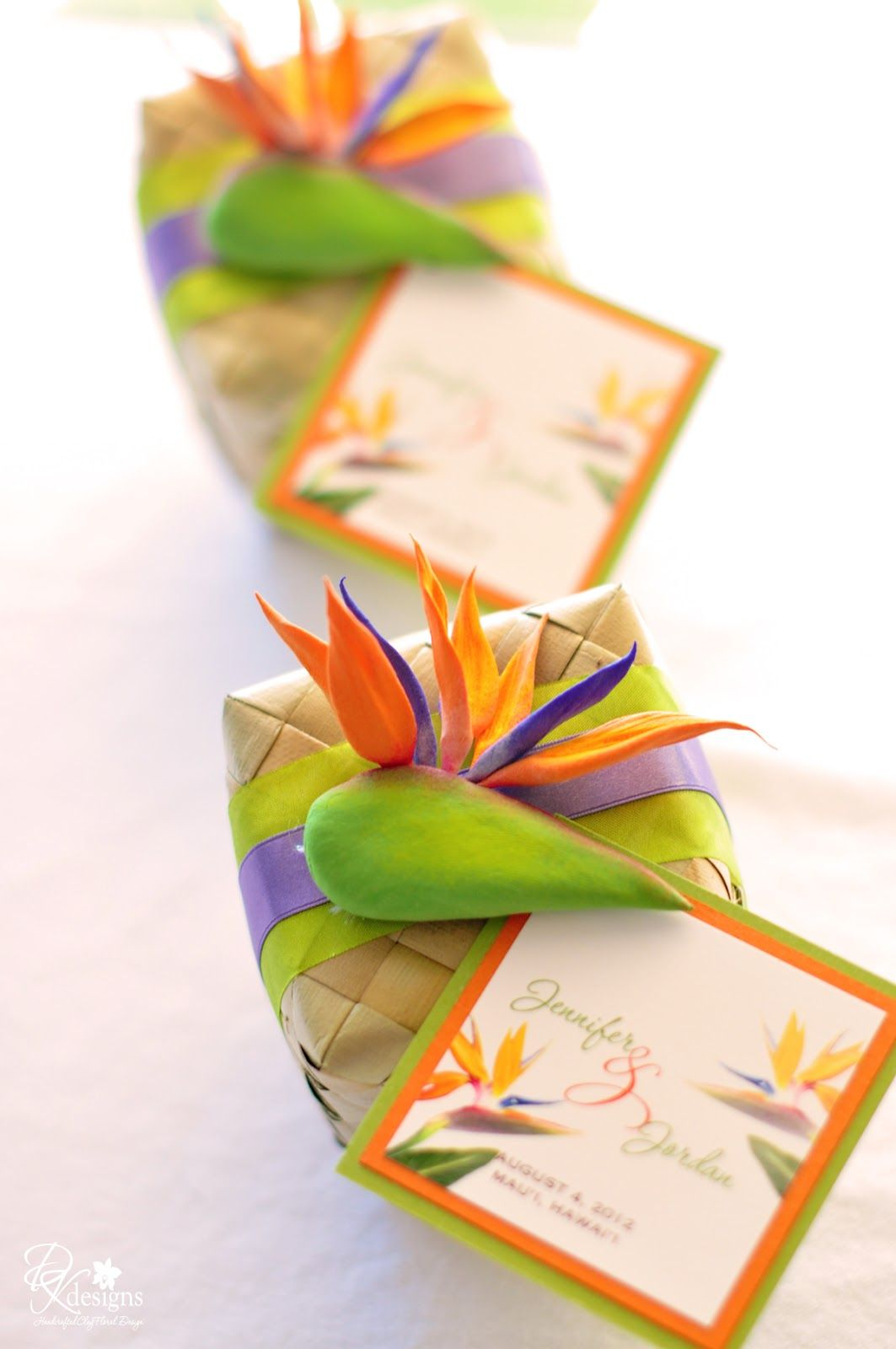 bird of paradise invitations | DK Designs: Bird of Paradise Themed ...