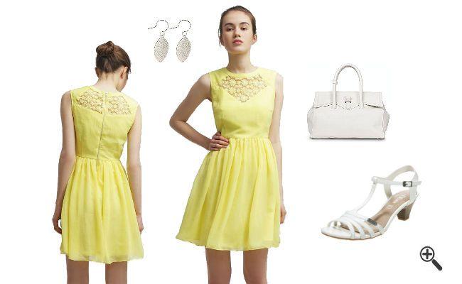 Festliche Kleider Fur Hochzeit Kleider Hochzeitsgaste Pinterest