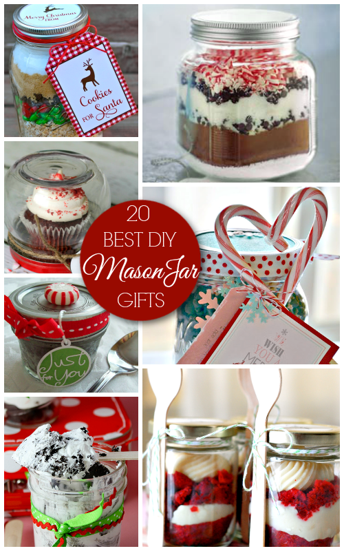 20 Best Mason Jar Gifts Christmas Gift Ideas A Helicopter Mom Mason Jar Gifts Diy Christmas Jar Gifts Christmas Mason Jars