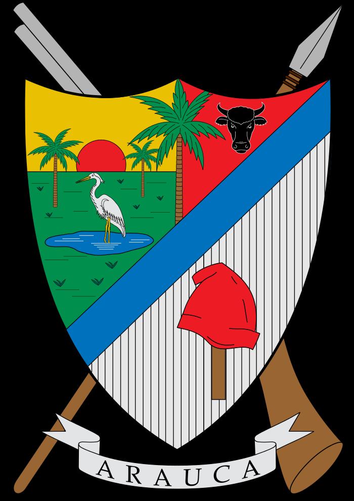 1911, Departamento de Arauca, Colombia, Capital: #Arauca (L1840)