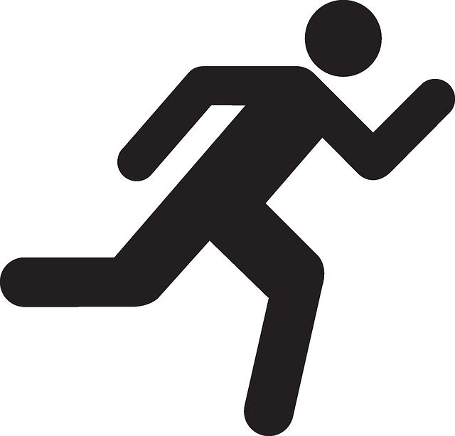 Free Image On Pixabay Stick Man Runner Silhouette Stick Figures Stick Figure Running Pictogram