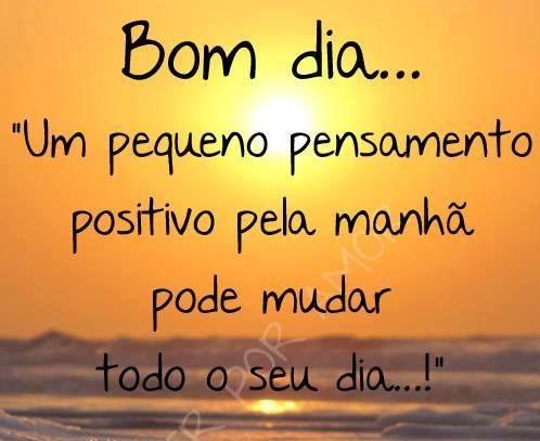 Frases De Bom Dia Good Morning Quotes Frases De Bom Dia Frases