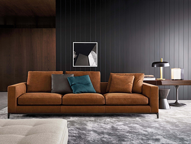 Andersen quilt de minotti salon beaux meubles d co maison et canap design - Meubles minotti ...