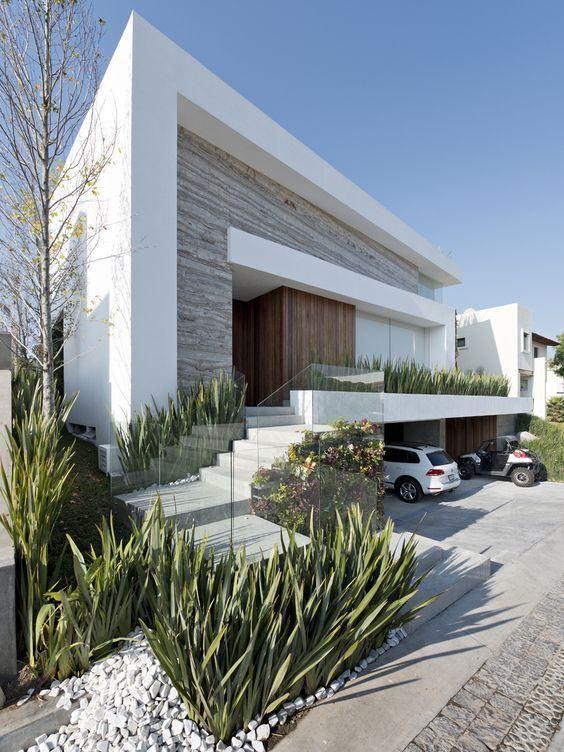 92 Moderne Hausfassaden, die Sie begeistern werden #exteriordesign