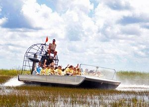 Historic Miami City Tour Everglades Airboat Ride Travel Florida