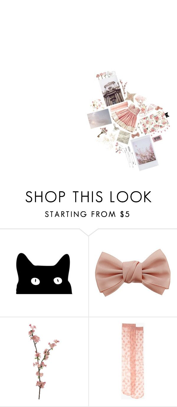 """""""SIS PUELLA MAGICA"""" by epiphanycentral ❤ liked on Polyvore featuring Puella, Dorothy Perkins, Hush, Kate Spade, Rachel Roy, women's clothing, women's fashion, women, female and woman"""