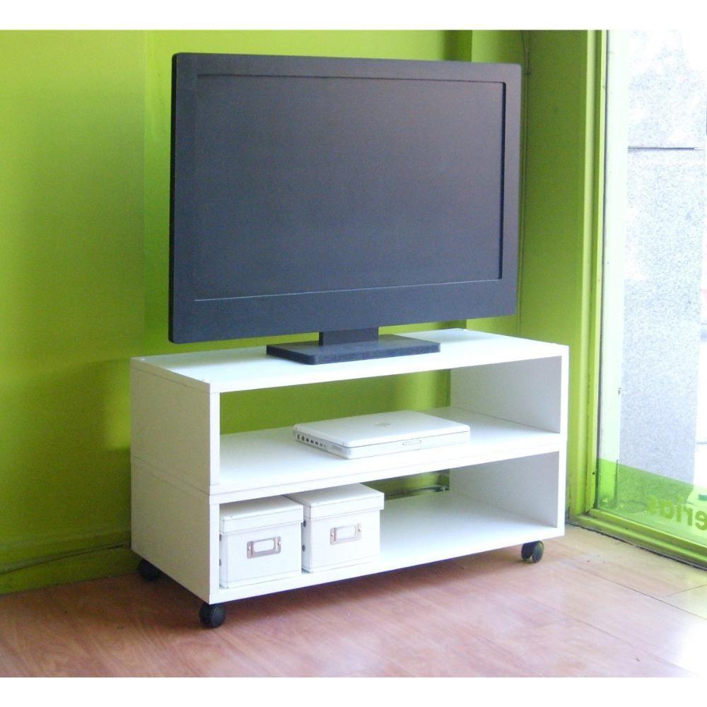 mesas para tv lcd led plasma ruedas modulo modular