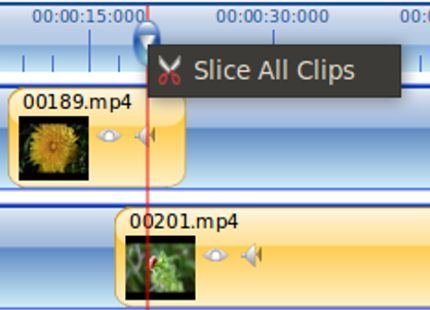 simple free video editing software