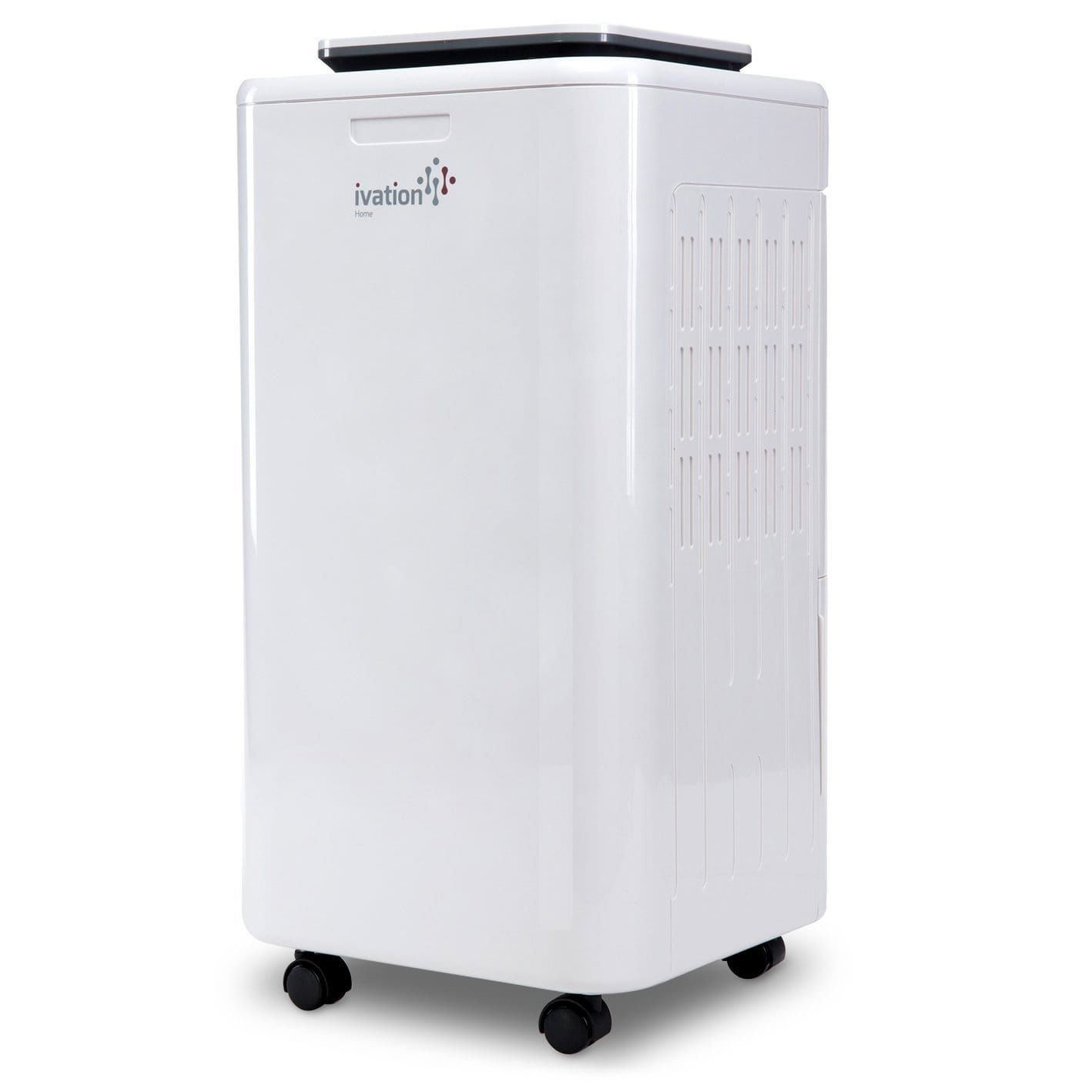 Ivation 11 Pint Small Area Compressor Dehumidifier With Continuous