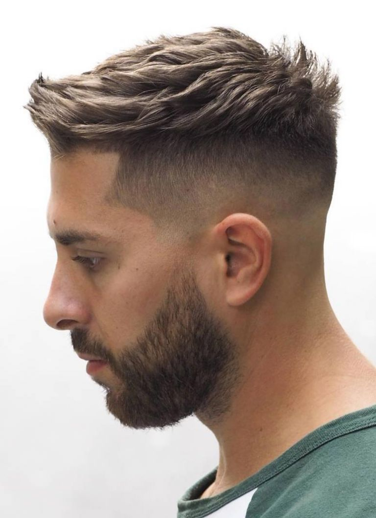 The High And Tight A Classic Military Cut For Men Nikkis Hair