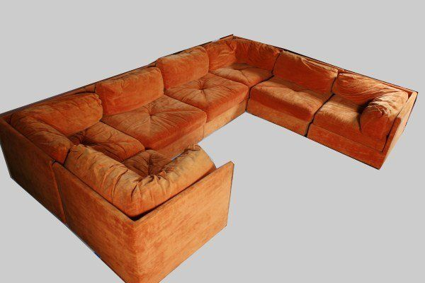 Marvelous Selig Modular Sofa We Had The Larger One The Playpen In Short Links Chair Design For Home Short Linksinfo