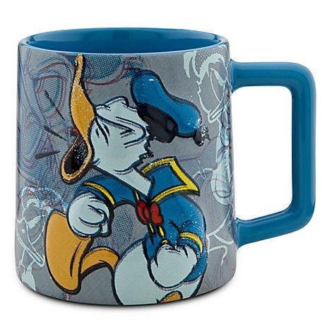 Donald Duck Mug | Drinkware | Disney Store | $12.50 ...