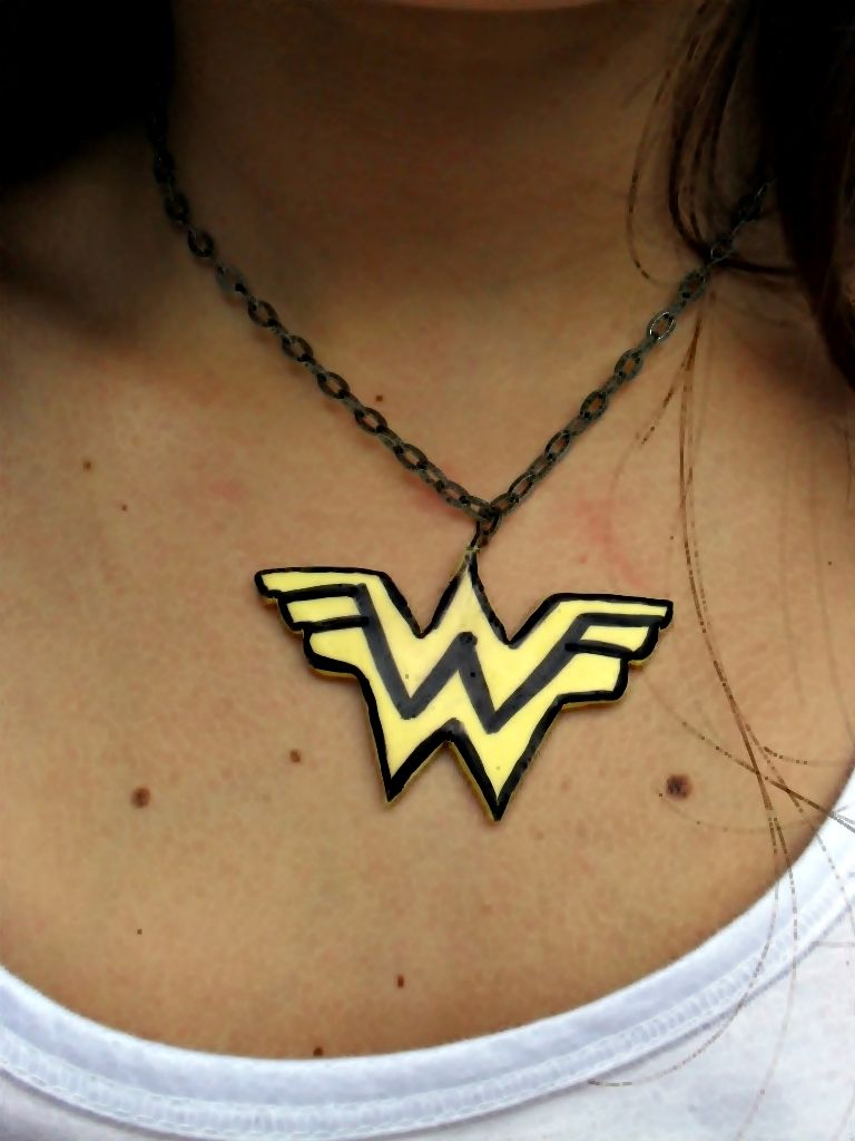 Wonder Woman Charm by pamtamarindo.deviantart.com on @deviantART
