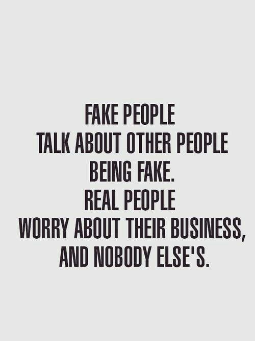 immature #fake #youknowwhoyouare | Fake people quotes, Fake ...