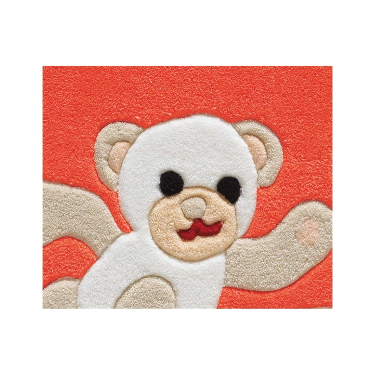 Tapis Tisse A La Main Joy 4117 Teddy Taille 110x160 Cm Tapis Tapis Tisse