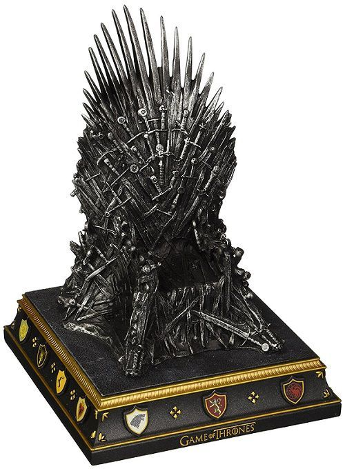 Game of Thrones - Iron Throne Book End