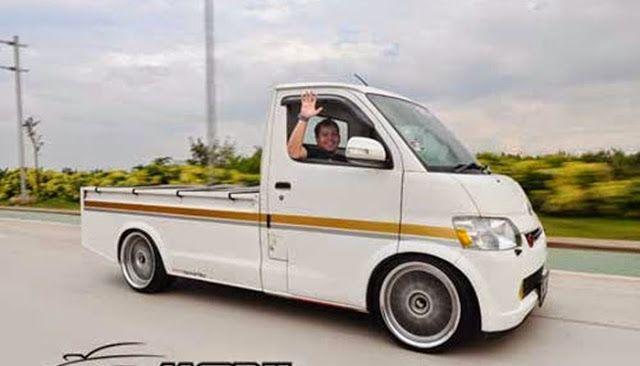 870 Modifikasi Mobil Pick Up Grand Max Terbaik