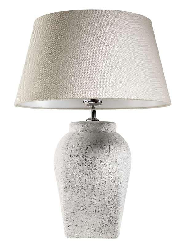 Tafellamp Stradella. #beton #naturel #lamp #verlichting #sfeer ...
