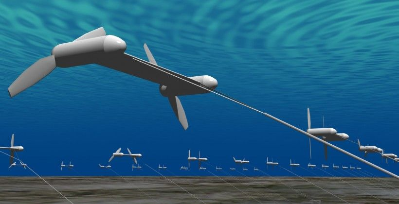 Ocean Current Energy System In The Works By Toshiba And Ihi