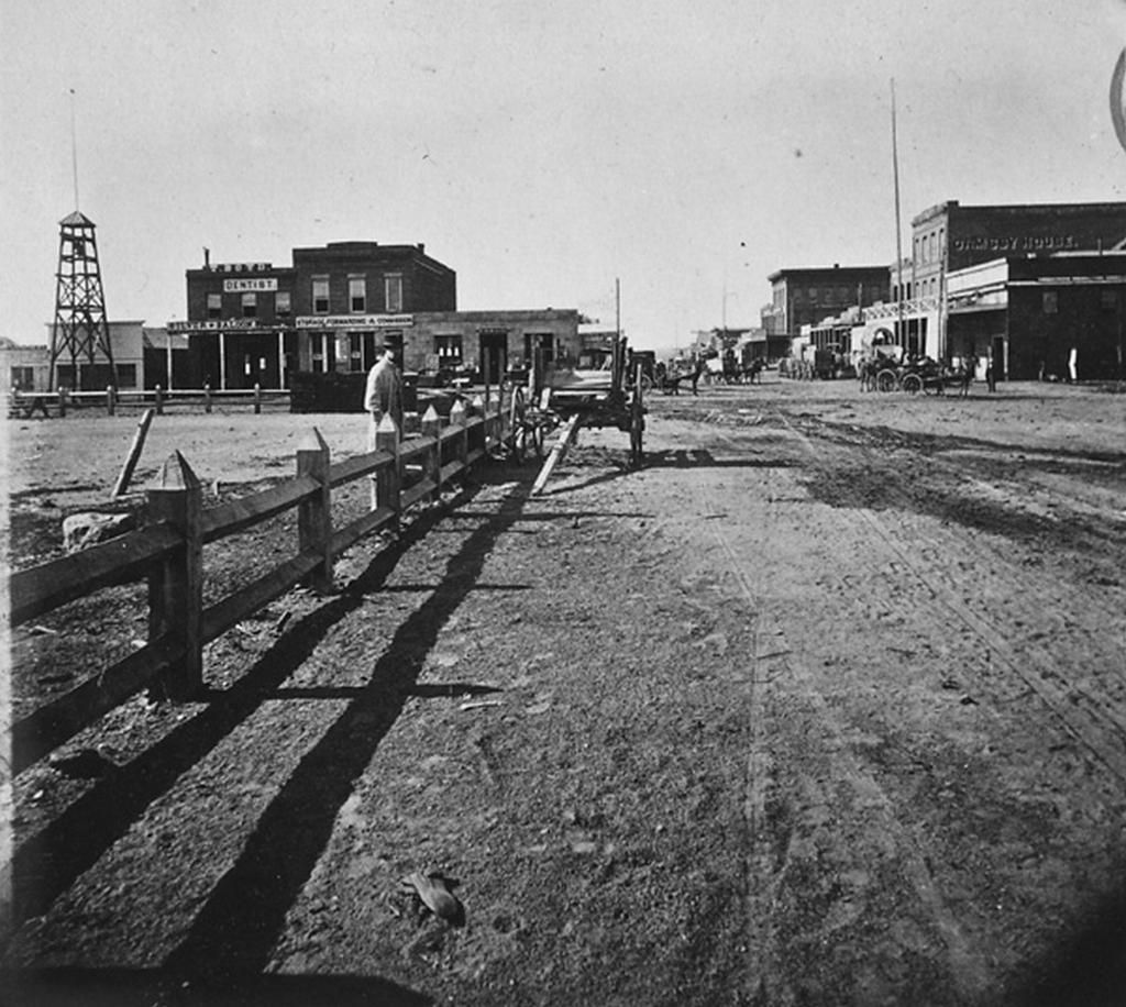 Here are 16 of the oldest photographs ever taken in nevada