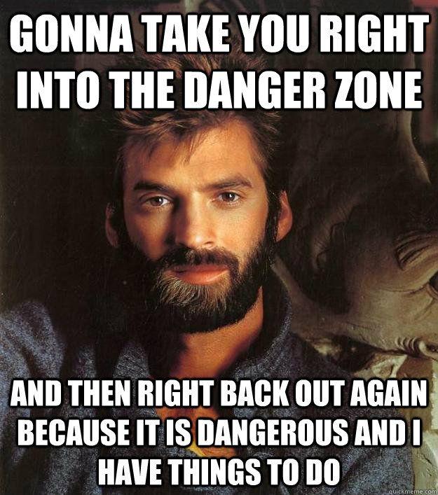 Kenny Loggins Post Yacht Rock Danger Zone Httpquickmeme