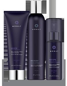 Monat Balance Polish System  Hair Growth