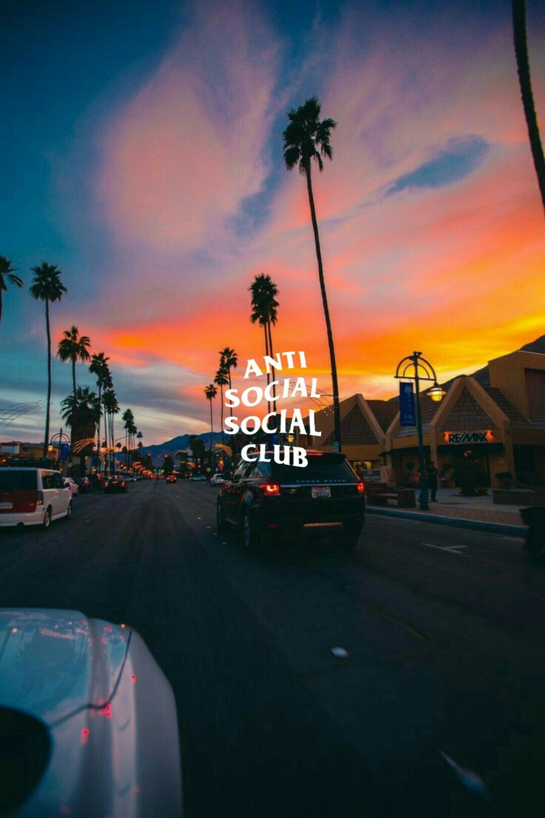 Anti Social Club Photo Wallpaper Sunrise Photography Nature Photo Wallpaper Aesthetic Backgrounds