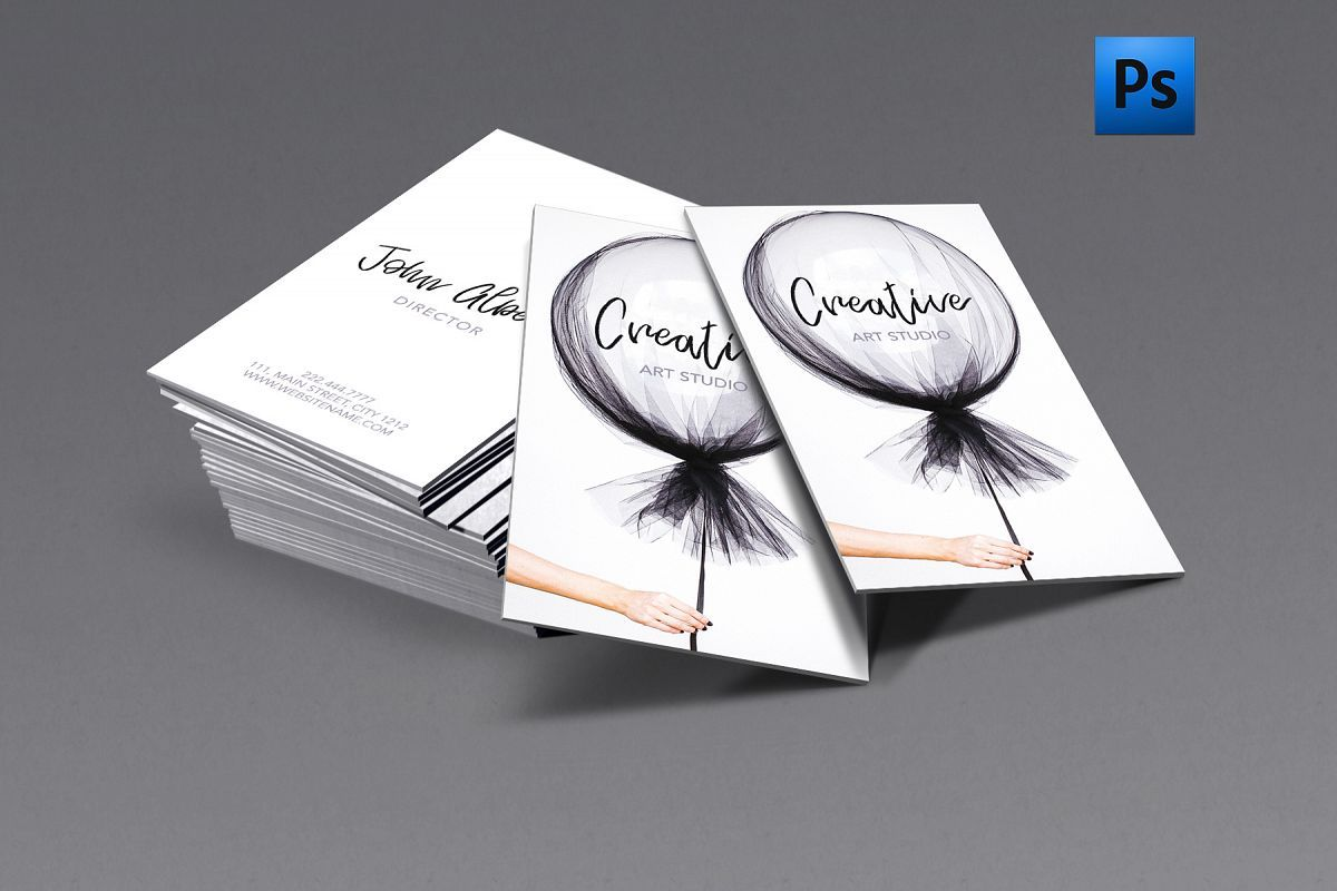 The Most Creative Business Card Design Beverly Hills Are Found At
