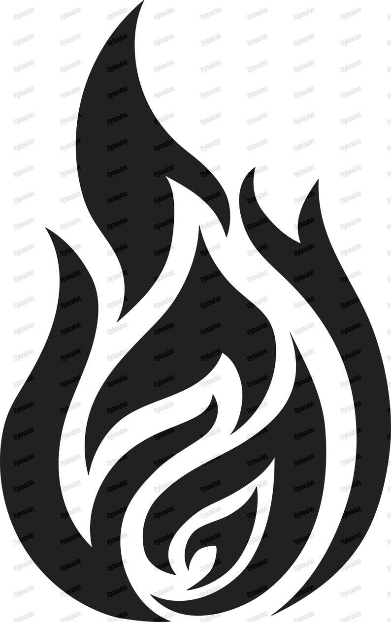 Fire Vector Svg Fire Art Design Png Fire Cricut Digital Eps Etsy Fire Art Art Design Fire Vector