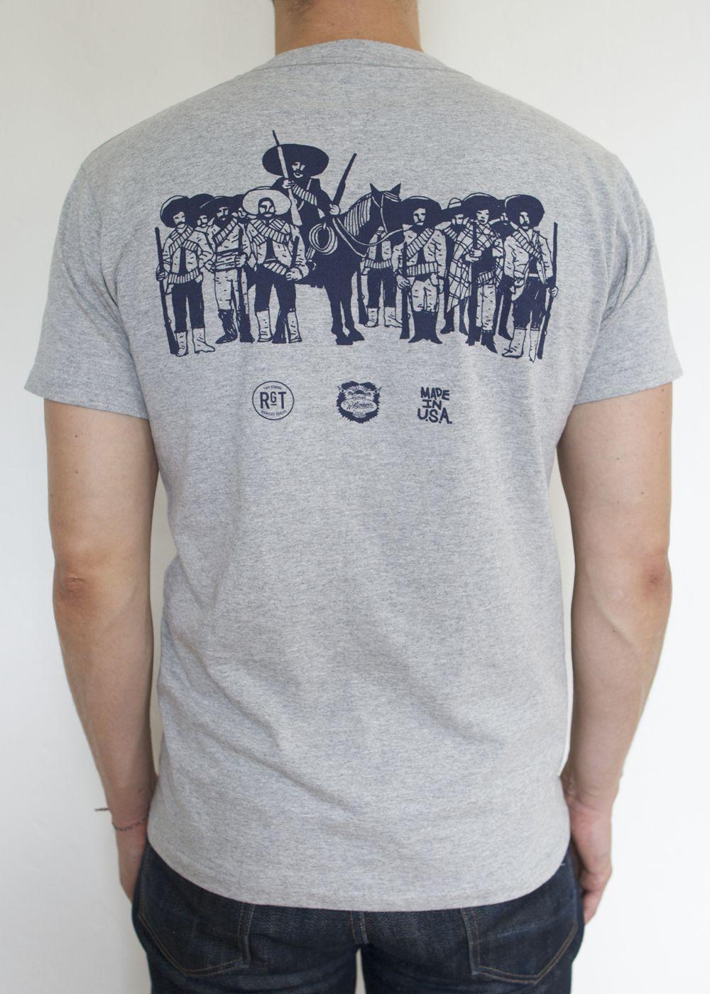 Rogue Territory Banditos Velva Sheen T-Shirt