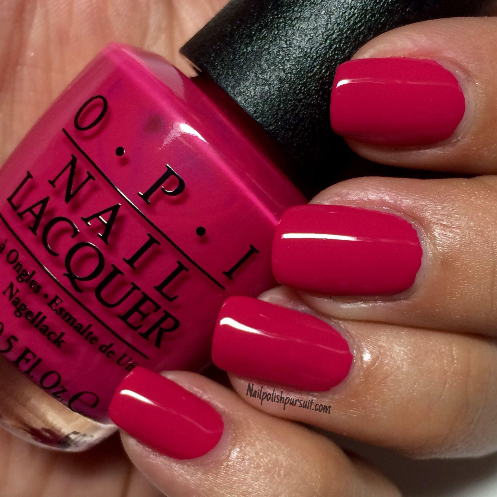 OPI Koala Berry | Nails | Pinterest | OPI, Nail nail and Nail manicure