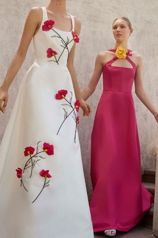 Carolina Herrera Resort 2018 Fashion Show Collection 64f32e4a3932