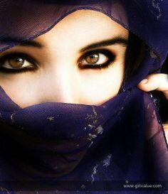 Beautiful Eyes In Niqab Http Www Girlvalue Com Photo Beautiful