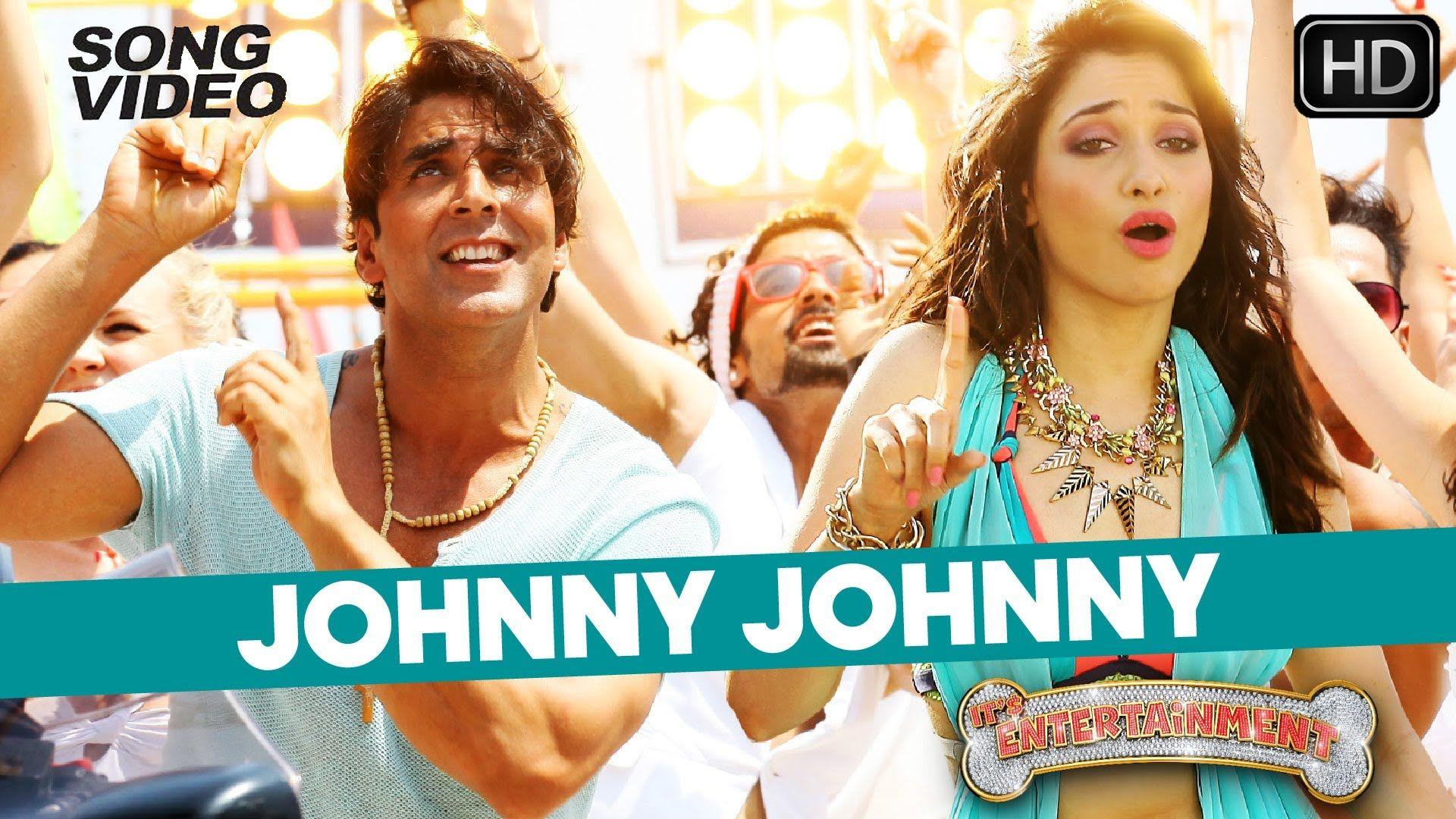 JOHNNY JOHNNY, the classic nursery rhyme gets a Bollywood