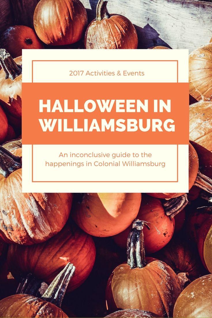 Pin on Fall in Williamsburg