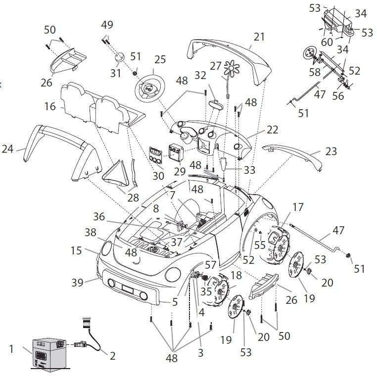 [SCHEMATICS_48IS]  Diagram Of 2000 Volkswagen Bug Engine -John Deere 4630 Wiring Diagram |  Begeboy Wiring Diagram Source | Vw Bug Engine Diagram |  | Begeboy Wiring Diagram Source