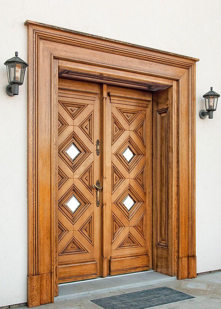 Photo of Tredører DZ-11 – Drzwi drewniane wewnętrzne i zewnętrzne – Gierszewski