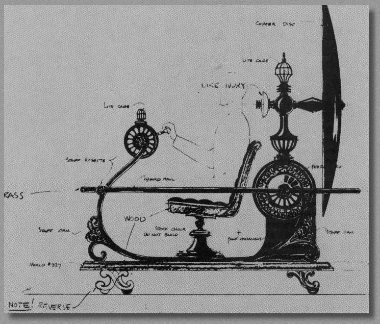 time machine blueprints | Halloween | Time machine movie, Time ...