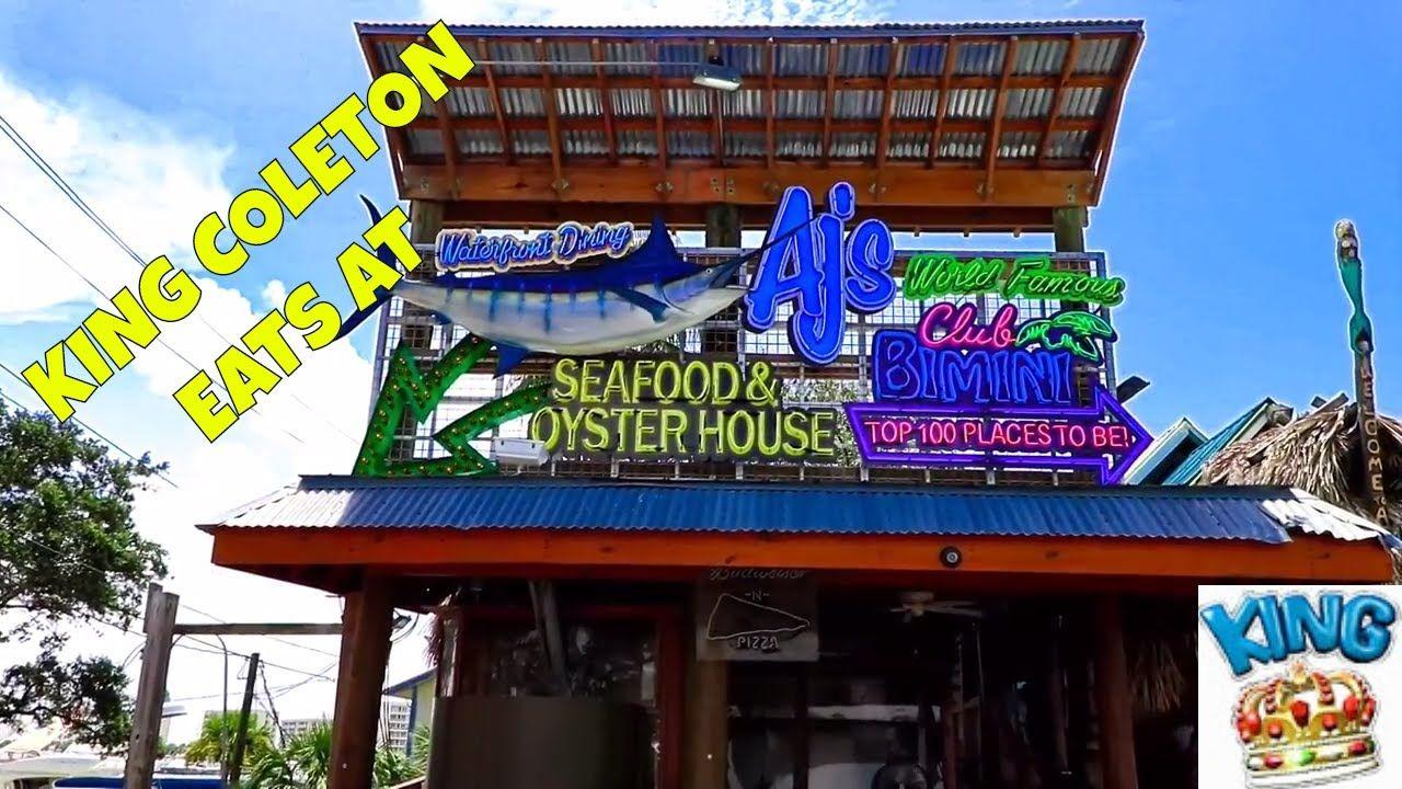 AJ's Seafood and Oyster Bar, Destin, Florida Oyster