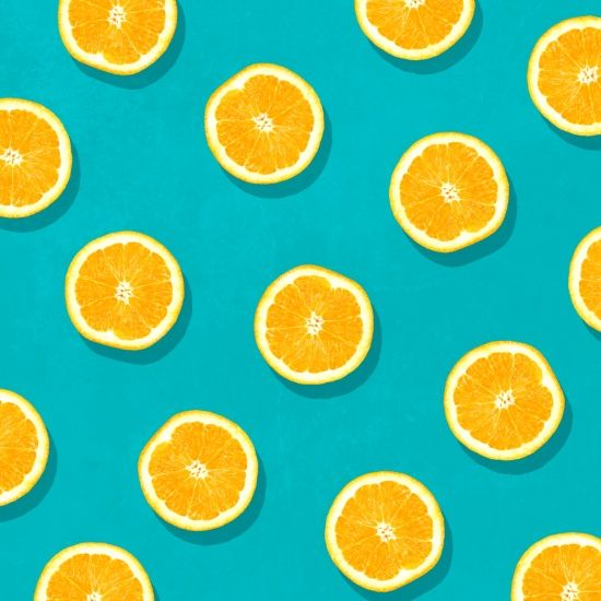Oranges Fruit Pattern Art Print By Color And Patterns Society6 Fruit Pattern Pattern Art Orange Fruit