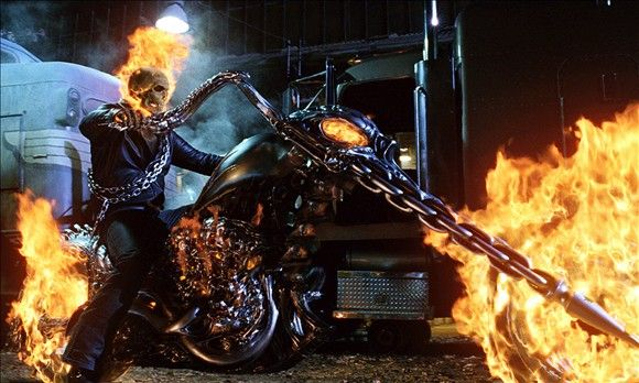 Harley Davidson Panhead Ghost Rider It S Hard To Top The Timeless Badassery Of A Harley David Ghost Rider Motorcycle Ghost Rider Wallpaper Ghost Rider Movie