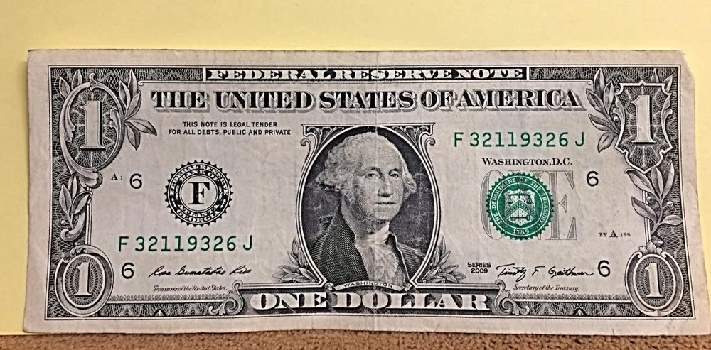 BANKNOTE USD $1000000000 ONE BILLION DOLLARS USA SILVER FOIL LOOK!!