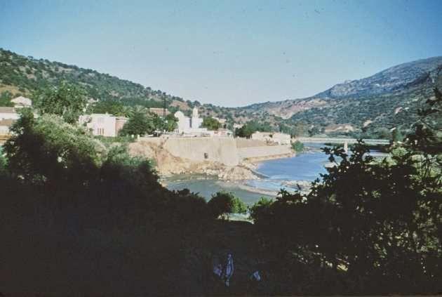 Pont de Sidi Aïch et la Soummam - next picture