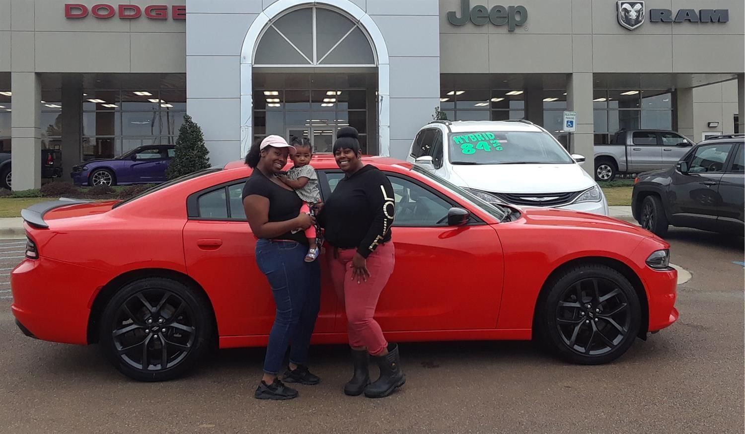 Kendrick S New 2019 Dodge Charger Congratulations And Best Wishes