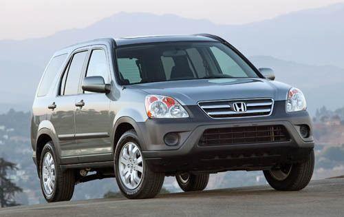 2005 Honda Cr V Ex Awd 4dr Suv Car Models Crv